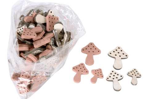 Pilze zum Streuen - 120 Stück