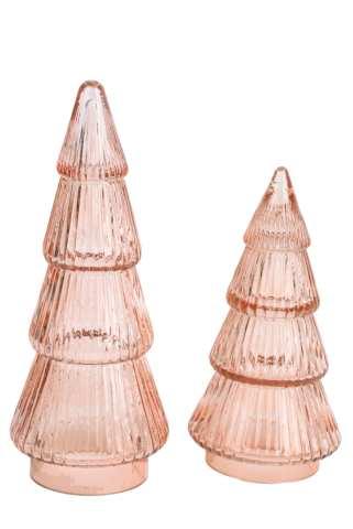 Glasweihnachtsbaum