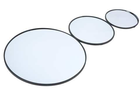 Spiegelteller rund