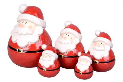 Weihnachtsmann Steinzeug