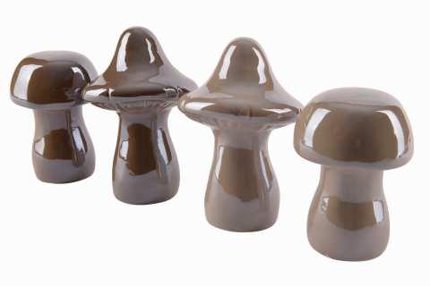 Keramikpilz zum Stellen, 2 Modelle
